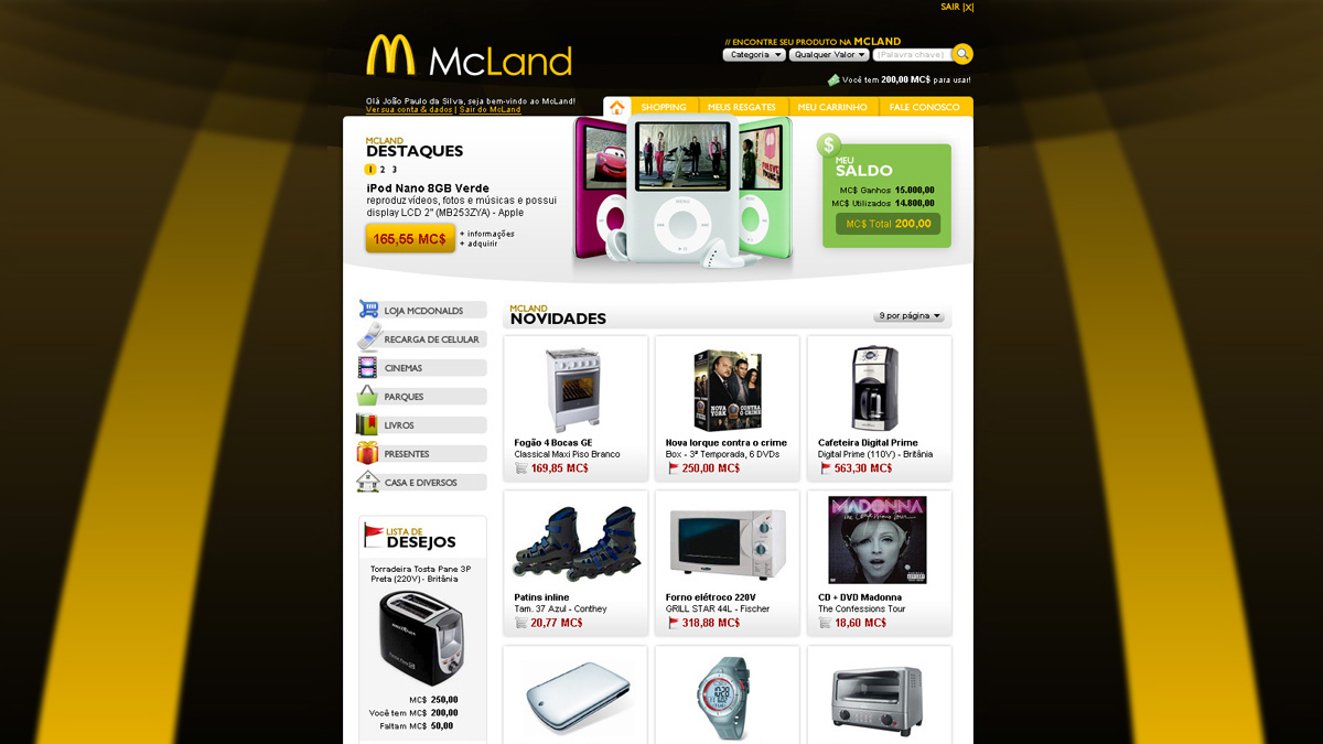 McLand McDonalds